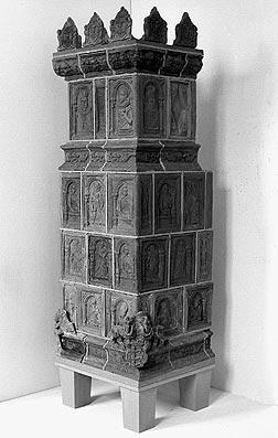 Renaissance stove
