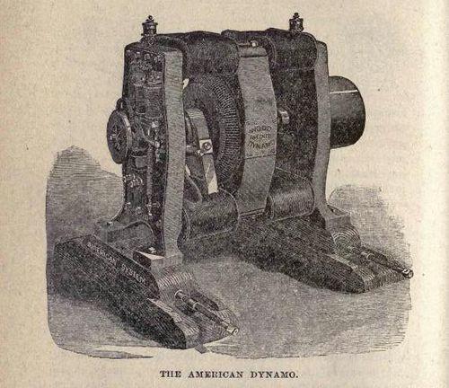 The american dynamo