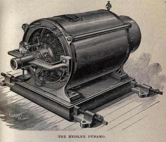 first electric motor. Delighful Motor Intended First Electric Motor I