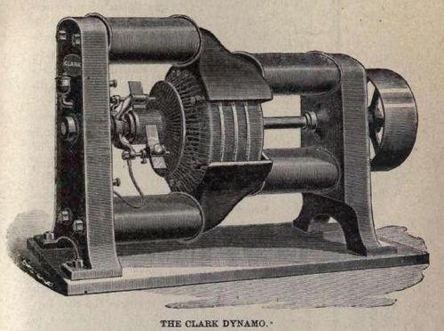 The clark dynamo