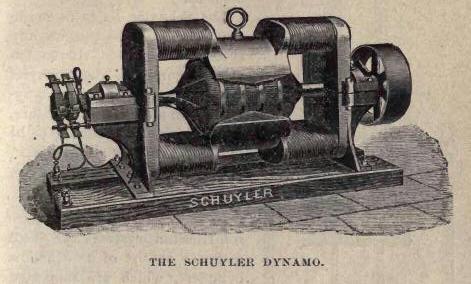 The schuyler dynamo