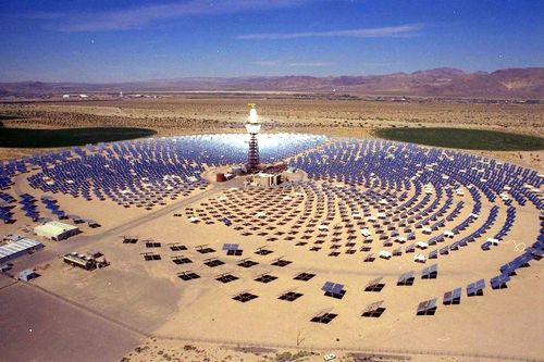 Thermische zonnecentrale