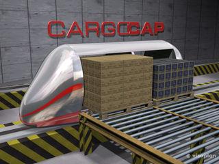 Cargo cap loading