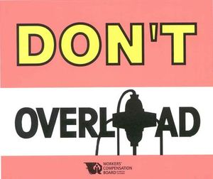 Don't overload