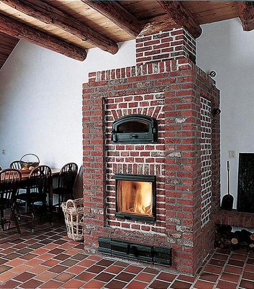 Tigchekachels oven stove 8