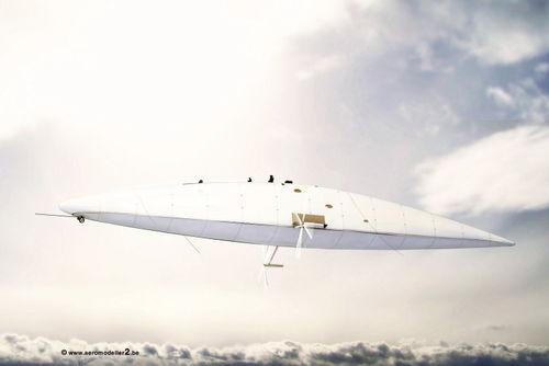 Aeromodeller2 flight