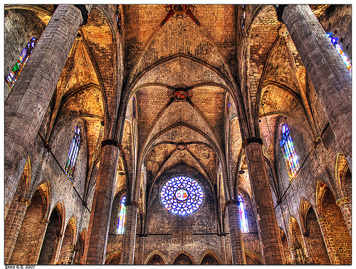 Kerk barcelona 1