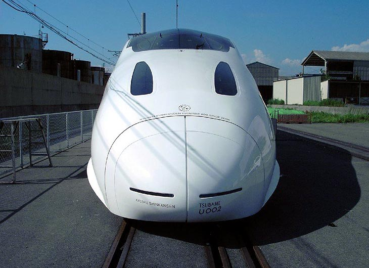 High speed trains: planes on wheels - LOW-TECH MAGAZINE