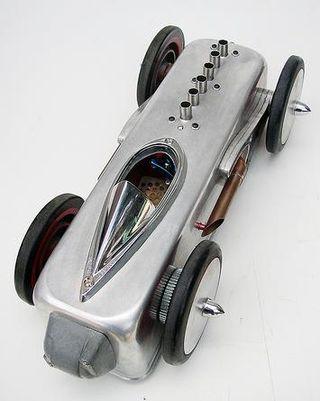 Lakester race car