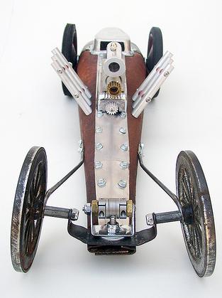 Rustbucket dragster