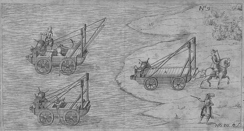 Early machine technology
