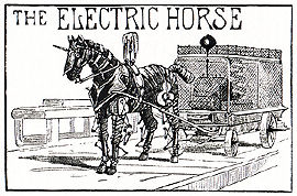 The electric horse