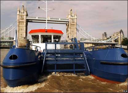 Skimmer boats bbc
