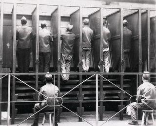 Prison Treadmill