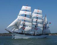 Sagres sailing ship