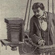 Ducom's photographic apparatus
