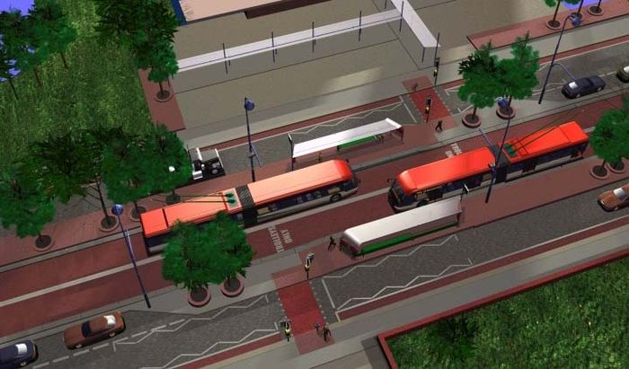 Trolley system proposed in UK