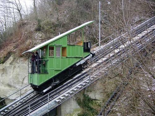 Fribourg funicular 2