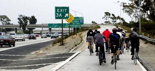 Fietsen op de snelweg - crimanimalz