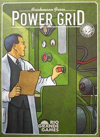 Power grid bordspel