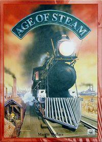 Age of steam bordspel