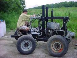 Lifetrac zelfbouw traktor
