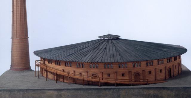 Hoffmann kiln 2