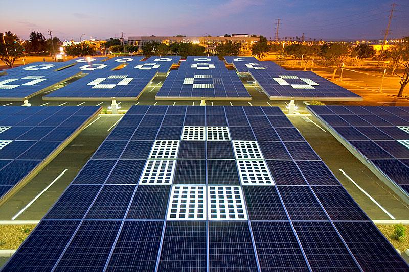 Zonnebos hoofdkantoor Kyocera san diego 3 copyright envision solar