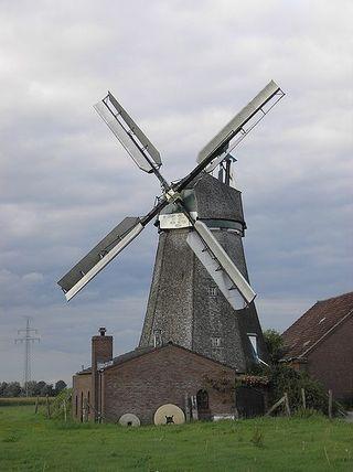 Windmill aerodynaimic wings