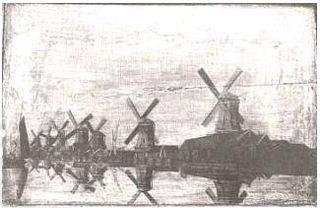 Windmolens in nederland 2