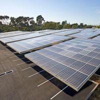 Elektrische auto's en zonnepanelen