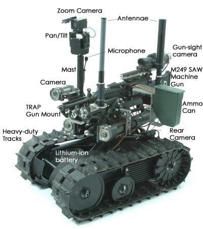 Gevechtsrobot