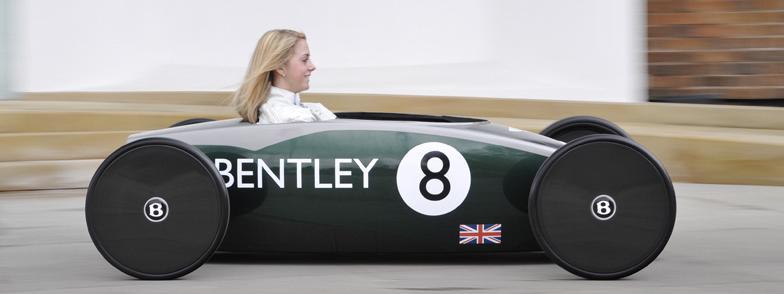 Bentley elektrische auto