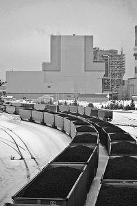 Trein met steenkool 3