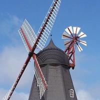 Geschiedenis en toekomst van de industriële windmolen