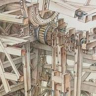 Geschiedenis (en toekomst) van de industriële windmolen
