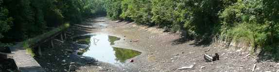 Dried up canal 2