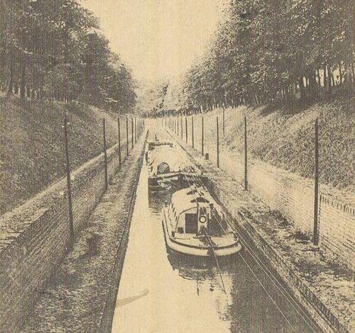 Trolley canal de bourgogne 3