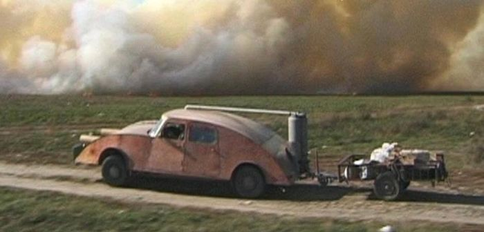 Woodgas car joost conijn