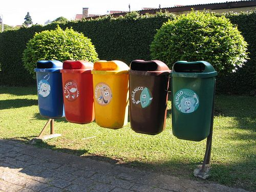 Recyclage containers 2