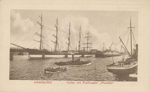 Preussen zeilschip 2