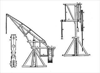 Illustration crane
