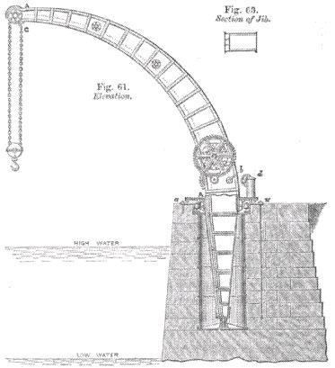 Tubular crane figure 61 fairbairn