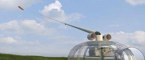 Kitegen windturbine