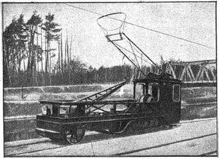 Teltow locomotive