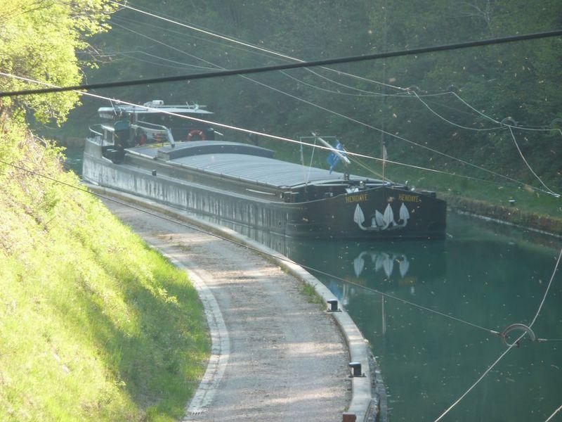 Trolleyboat still in use