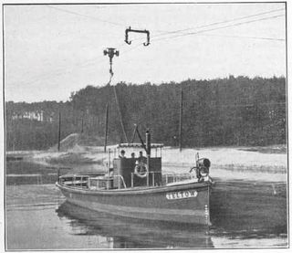 German trolleyboat 2