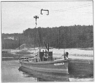 German trolleyboat 2