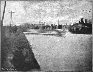 Frank W Hawley trolleyboat