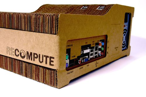 Kartonnen computer 3